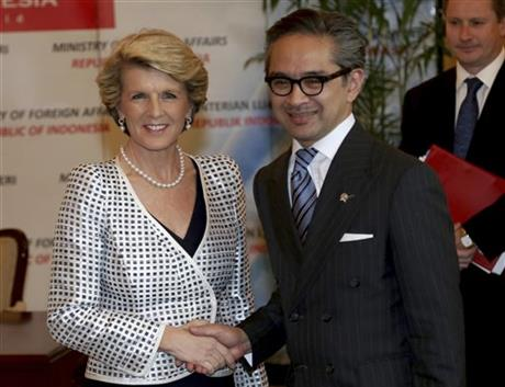 Australia and Indonesia mending intel differences