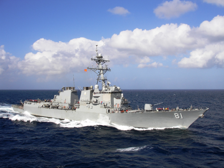 U.S. destroyer docks in Sudan for the first time in decades   Reuters